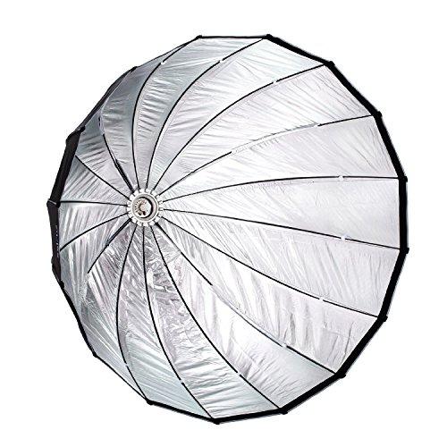 16 Rod Octagon Grid: Selens 36 Inch 16 Rods Portable Umbrella Brolly Reflector