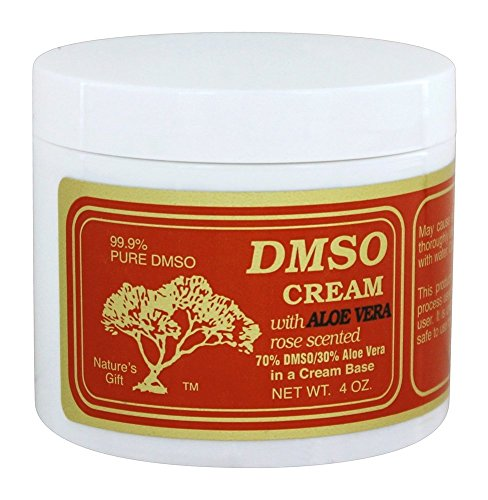 DMSO CREAM ROSE 70 ALOE product image