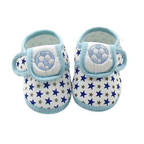 BOBORA Bebe Plaid Suave Inferior Antideslizante Zapatos De Nino A5