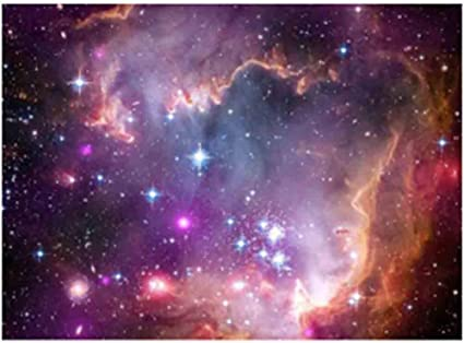 Amazon Com Diamond Painting Kits For Adults Kids 5d Diy Cosmic Galaxy Art Accessories With Round Full Drill Home Wall Decor 15 7 11 8inches