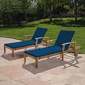 51LR3mH%2B7uL._SS300_ Teak Lounge Chairs & Teak Chaise Lounges