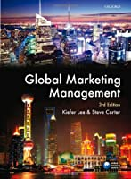 Global Marketing Management, 3rd Edition Front Cover
