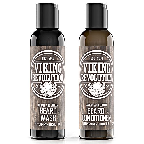 Beard Shampoo And Conditioner
