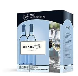 Grand Cru Chardonnay Wine Making Ingredient Kit (10 L / 2.64 US GAL)