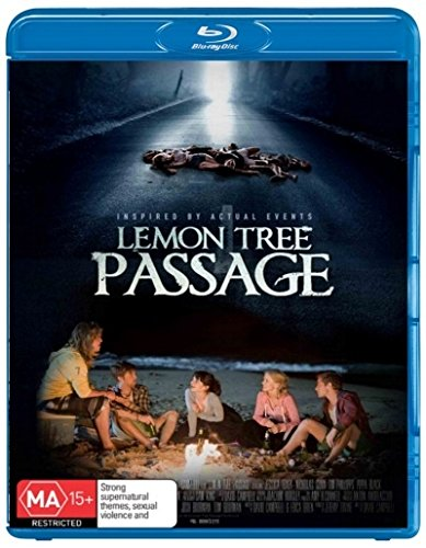 Lemon Tree Passage  2013    Blu Ray  Reg A B C Import   Australia