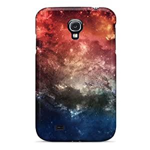 Cases Covers Fantasy Space/ Fashionable Cases For Galaxy S4