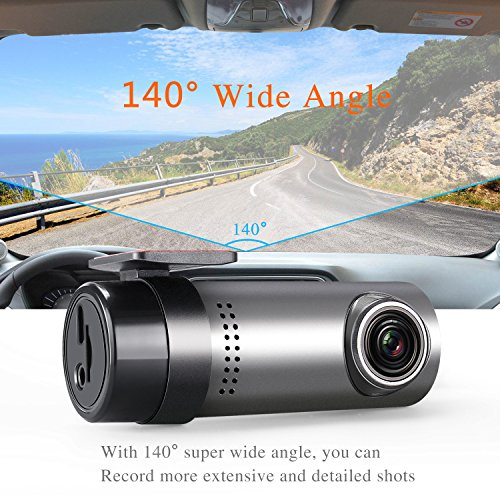Review GZDL Wireless Dash Cam