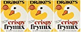 Drake's Crispy Frymix 10oz Box, Pack of 3