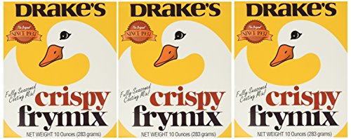 (Drake's Crispy Frymix 10oz Box, Pack of)
