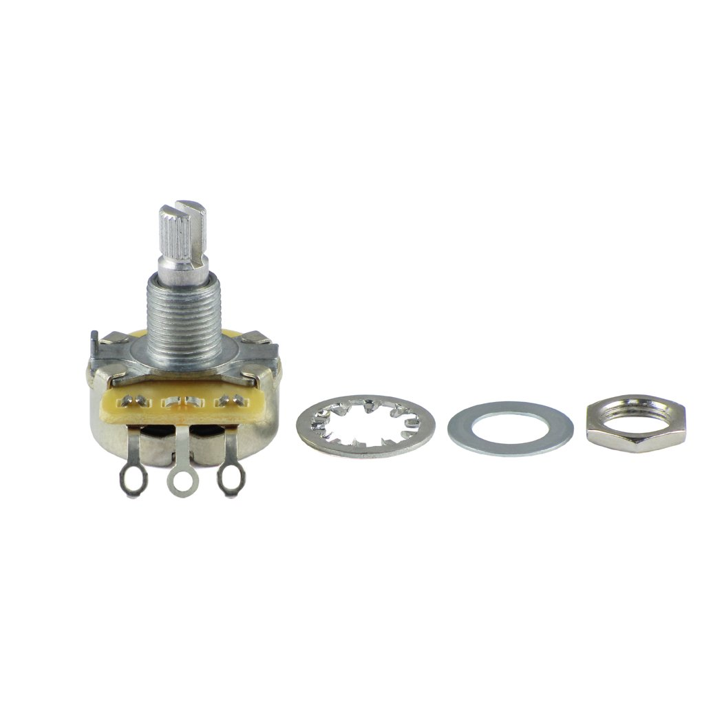 Amazon.com: Guitar Potentiometer CTS 450 Series 450S3468 A250K Pot Potentiometer For Electric Guitar Bass: Musical Instruments