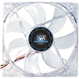 Kingwin 120 x 120 mm Long Life Bearing LED Case Fan CFBL-012LB Blue