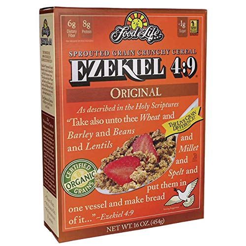 ezekiel bread english muffins - 2