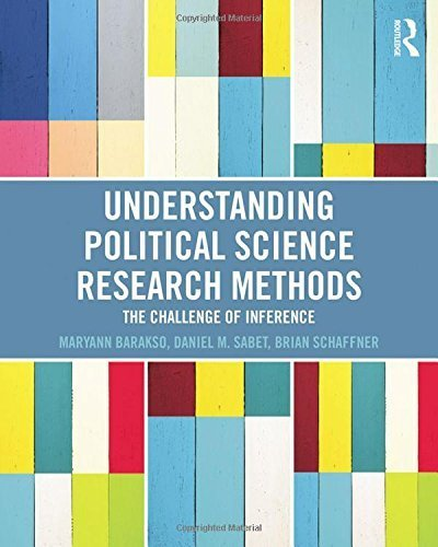 Understanding Political Science Research Methods: The Challenge of Inference by Maryann Barakso (2013-12-18)
