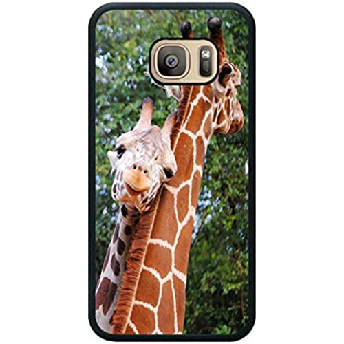 Minffc Unique With Animal Pattern Giraffe Pair Protective Case Cover For Samsung Galaxy S7 Sales