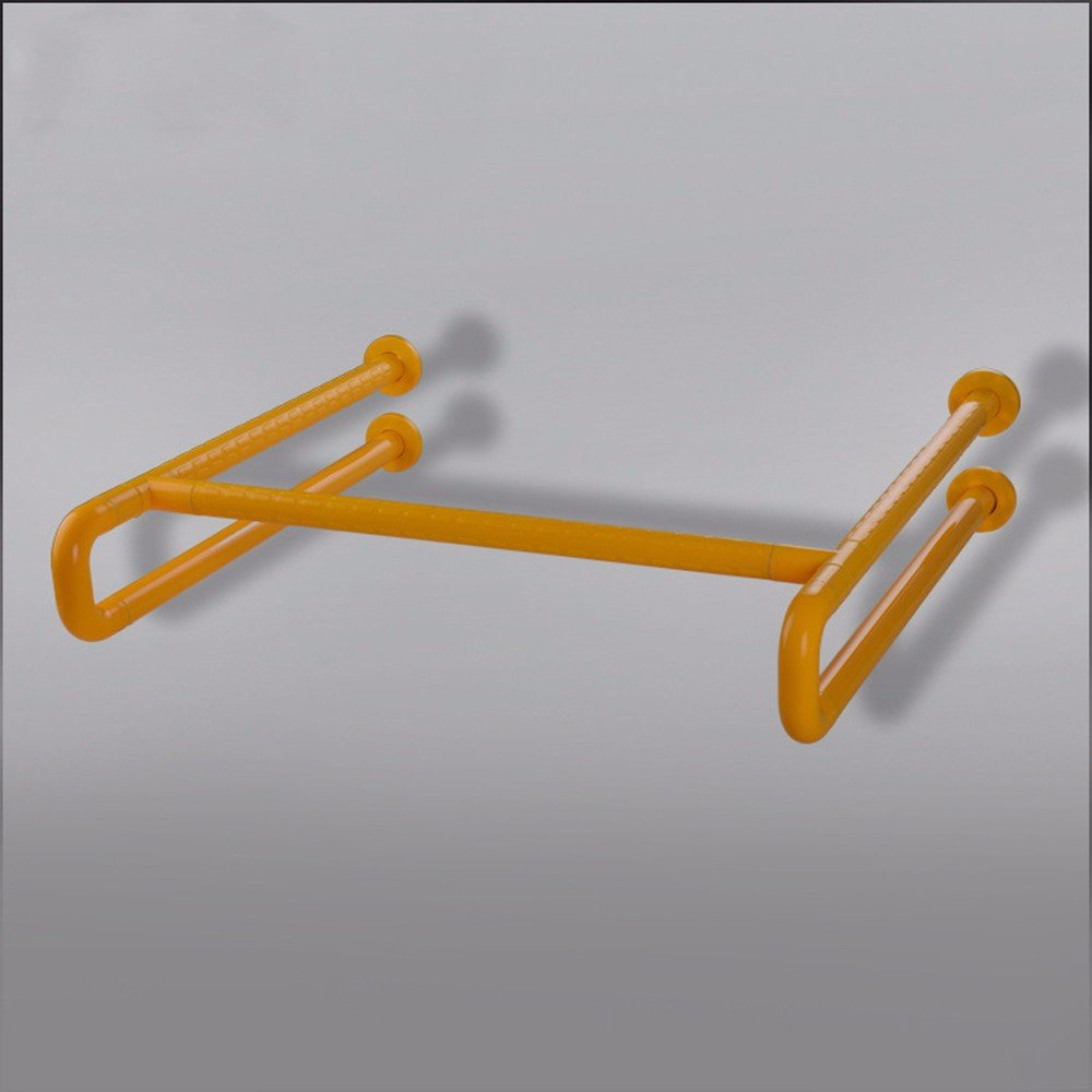 MDRW-Safety Handrail Toilet Disabled Old People Hand Basins Handrails Stainless Steel Lining Barrier Free 600Mm