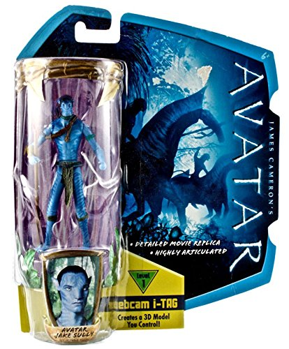 James Cameron's Avatar Movie 3 3/4 Inch Action Figure Avatar Jake Sully