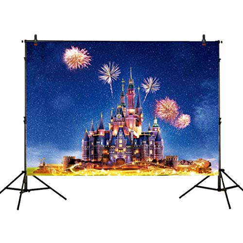 Allenjoy 7x5ft photography backdrops Beautiful Magical galax