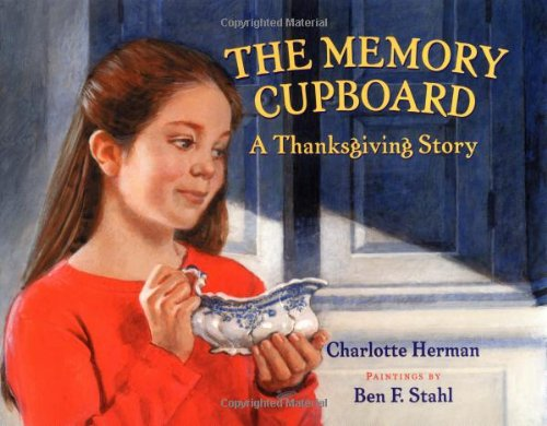 Download The Memory Cupboard: A Thanksgiving Story ebook