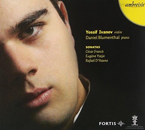 UPC 822186001028, Violin Sonatas