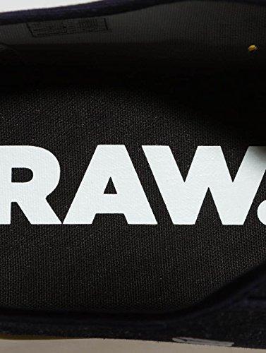 Para Roel G Rovulc Raw star Low Hombre Azul Zapatillas xxY7at