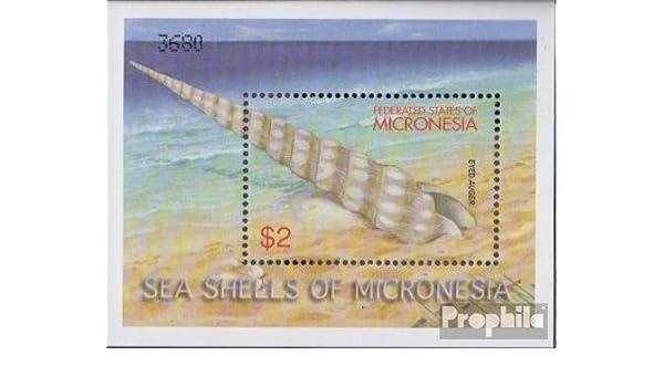 Prophila Collection Mikronesien Michel.-No..: Bloque 93 (Completa ...