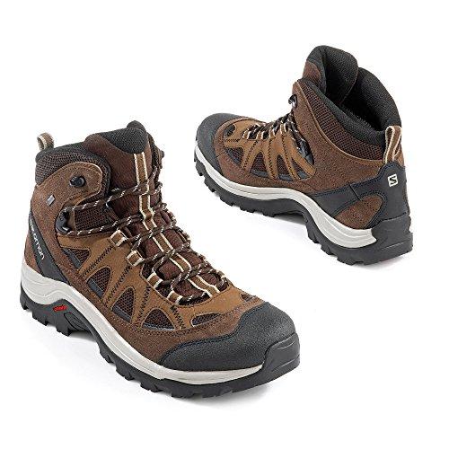 Salomon Authentic LTR GTX Chaussures de Randonnée Hautes Imperméables Homme 3