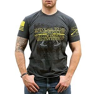 Grunt Style Valhalla Men's T-Shirt