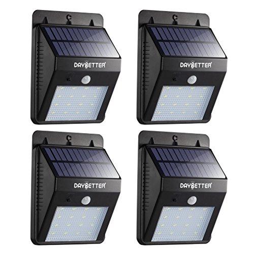 16 Led Solar Powered Lamp
