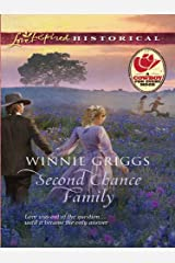 Second Chance Family (Love Inspired Historical) Kindle Edition