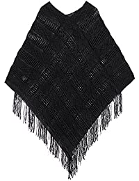 Amazon.com: ponchos: Clothing, Shoes & Jewelry