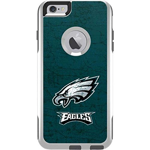NFL Philadelphia Eagles OtterBox Commuter iPhone 6 Plus Skin - Philadelphia Eagles Distressed