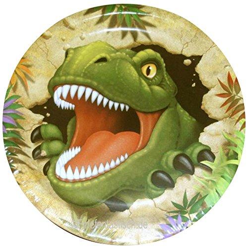 Tortenaufleger Tortenfoto Aufleger Foto Bild Dinosaurier (2) rund ca. 20 cm *NEU*OVP*