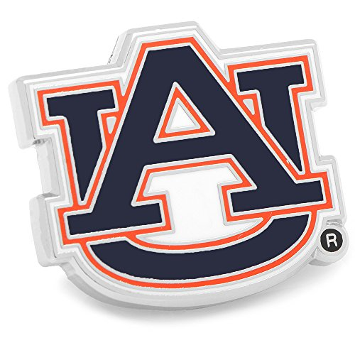 NCAA Auburn University Tigers Lapel Pin, Officially Licensed ()