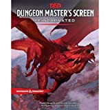 5th edition d and d - Dungeons & Dragons 5th RPG - Dungeon Master's DM Screen - Reincarnated (Fifth Edition)