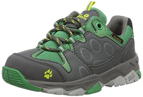 Zapatos grises Jack Wolfskin Texapore para mujer 996p15s2X