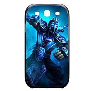 Shen-001 League of Legends LoL case cover Ipod Touch 5 Plastic Black