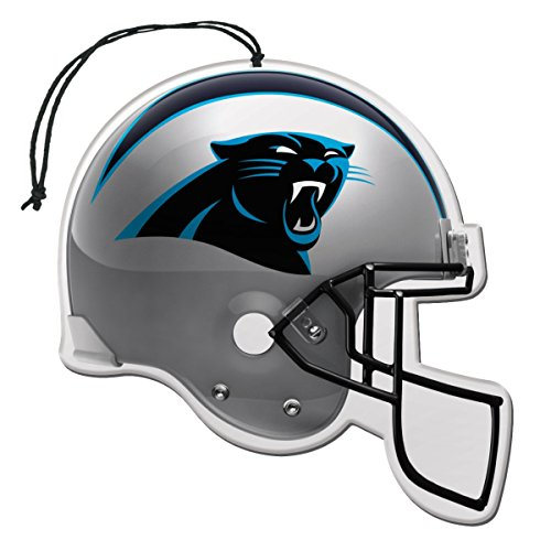 NFL Carolina Panthers Auto Air Freshener, 3-Pack