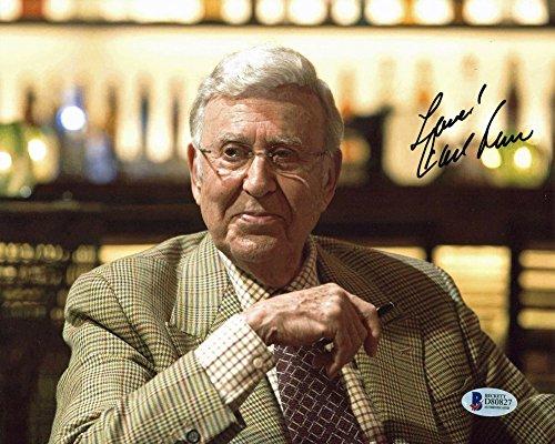 Carl Reiner Ocean's 13 Certified Signed Autographed 8x10 Photo Signed Autographed Bas #D80827 - Certified Certified