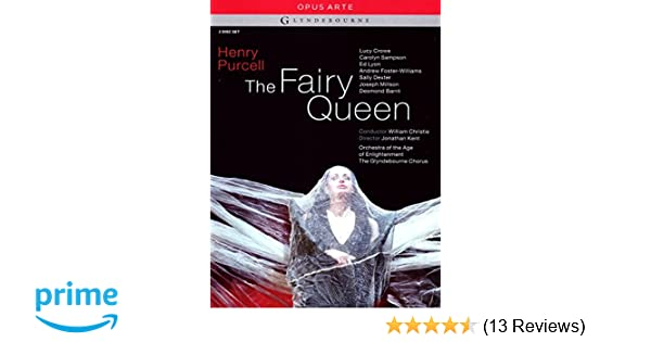 Amazon.com: Purcell: The Fairy Queen: Lucy Crowe, Carolyn ...