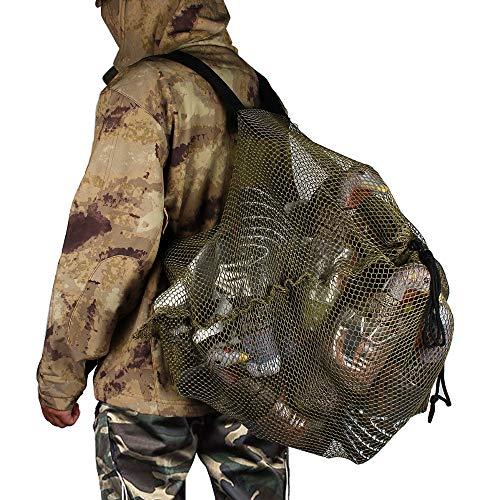 WeiNIJIA Mesh Decoy Bags 35