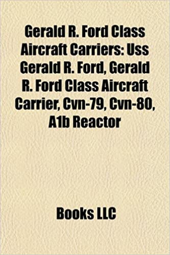 Amazon in: Buy Gerald R  Ford Class Aircraft Carriers Book Online at