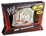 WWE Championship Title Belt