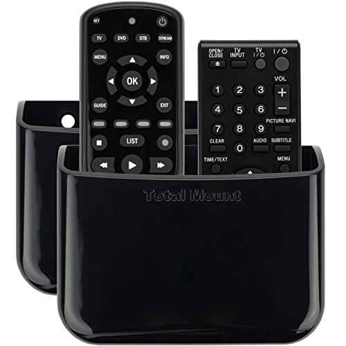 TotalMount-Universal-Remote-Holders-Quantity-2---Two-remotes-per-holder