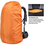 Loowoko Hiking Backpack 50L Travel Camping Backpack