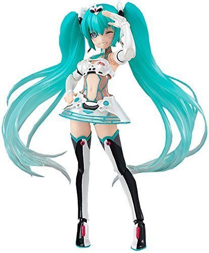 Good Smile Racing Miku Personal Sponsorship Figma Action Fig