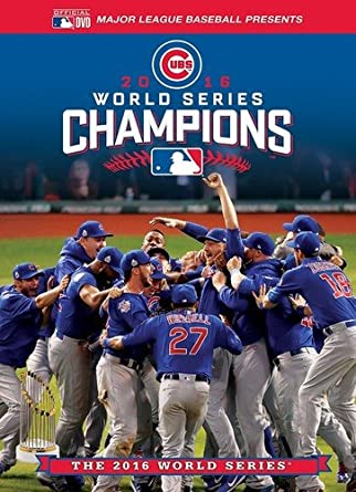 Amazon.com  2016 World Series Champions  The Chicago Cubs  Various ... 0f735caba0b5
