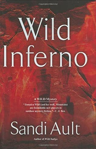book cover of Wild Inferno