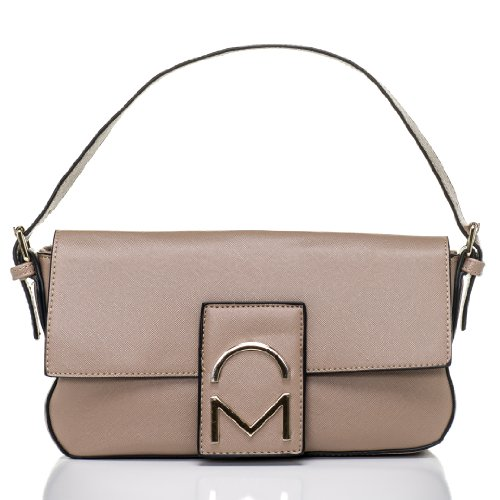 Noble Mount Bewitched Baguette Handbag - Solid Stone