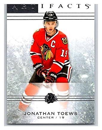 Amazon.com  Hockey NHL 2014-15 Artifacts  46 Jonathan Toews  Collectibles    Fine Art ec4a4f5d4