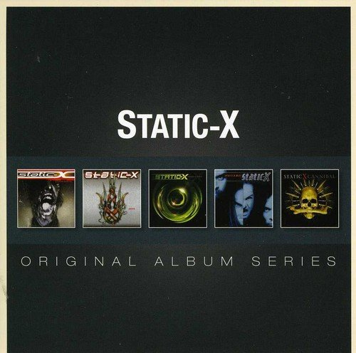 Original Album Series - Static-X